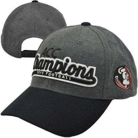 Florida State Seminoles Football 2012 ACC Champions Snapback Hat by Top of the World