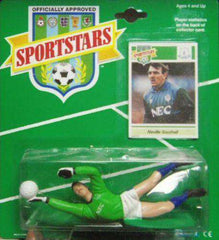 1989 Sportstars Neville Southall Everton Toffees action figure by Kenner