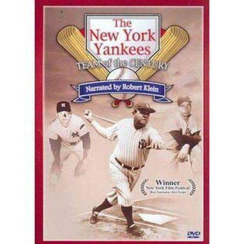 The New York Yankees Team of the Century DVD 2007 New NY Yanks MLB baseball NIP NIB