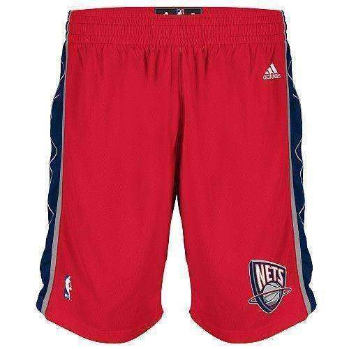 New Jersey Nets Swingman basketball shorts Adidas new with tags NBA NWT