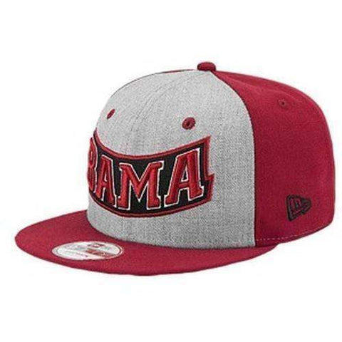 Alabama Crimson Tide 9Fifty Snapback Hat by New Era