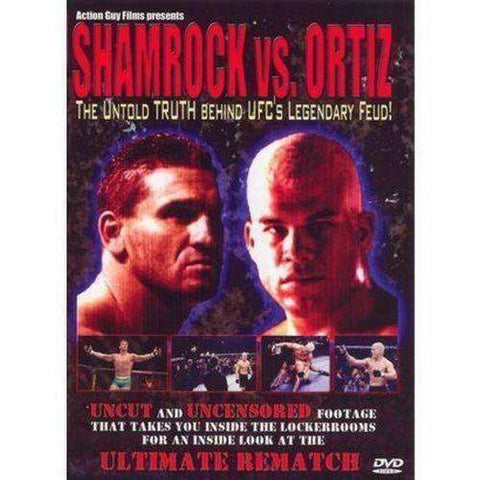 Shamrock vs. Ortiz: The Untold Truth Behind UFC Legendary Feud (DVD, 2006) new