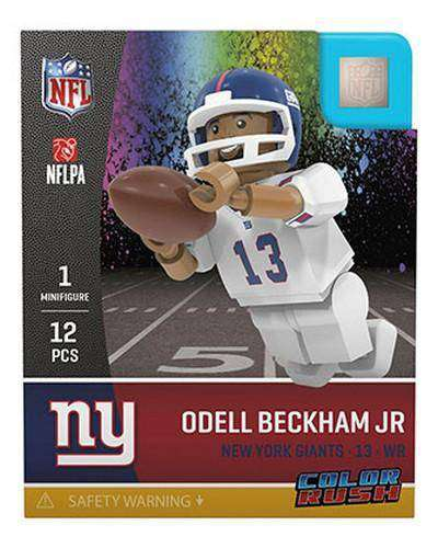 new products eadf7 f6f64 Odell Beckham Jr. New York Giants NFL Minifigure Oyo Sports NIB GMEN Color  Rush