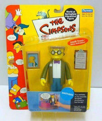 The Simpsons Smithers World of Springfield Interactive Figure by Playmates