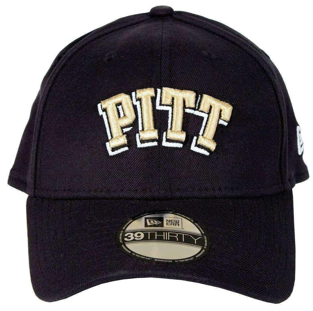 premium selection 41093 bbef3 ... france pittsburgh panthers new era 39thirty hat pitt new with stickers  acc new in original packaging