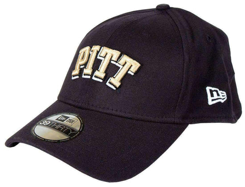 Pittsburgh Panthers New Era 39Thirty hat PITT new with stickers ACC new in original packaging