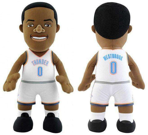 Russell Westbrook Oklahoma City Thunder NBA Bleacher Creatures NWT OKC New with Tags