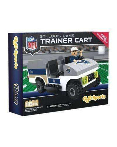 St Louis Rams NFL Trainer Cart by Oyo Sports