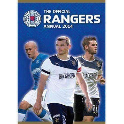 The Official Rangers 2014 Yearbook (Annual)