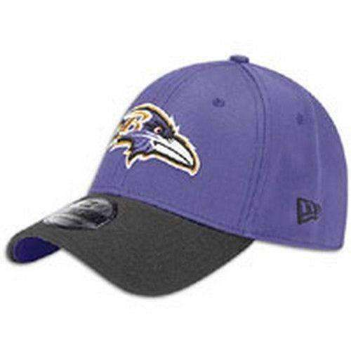 new concept bd71f 7f197 Baltimore Ravens NFL New Era 39Thirty Hat new with stickers Football AFC