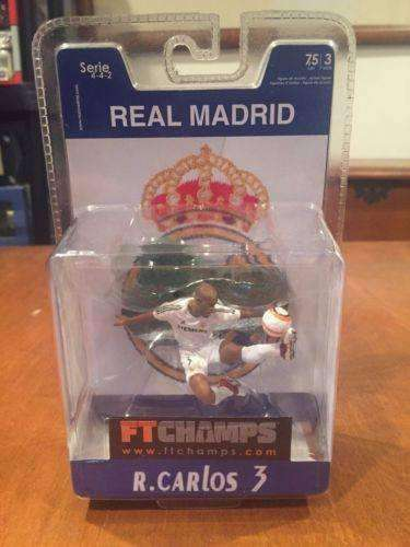Roberto Carlos Real Madrid Action Figure by FT Champs