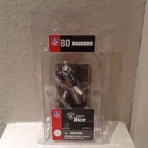 Jerry Rice Oakland Raiders Mini McFarlane action figure