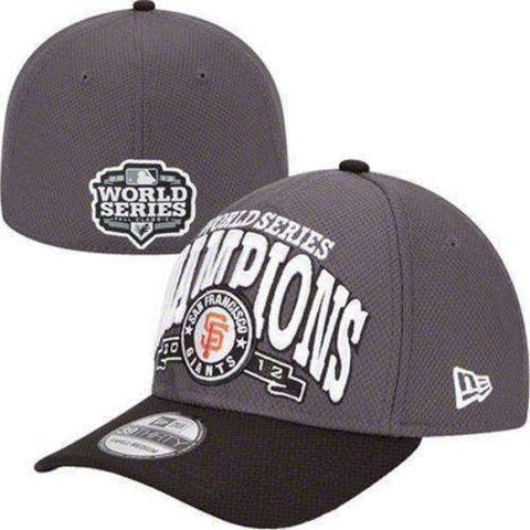 San Francisco Giants 2012 World Series Champions New Era Hat