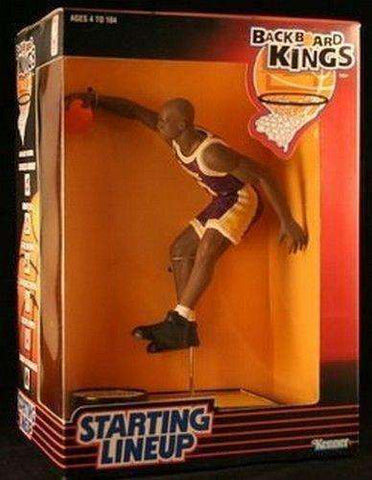 Shaq O'Neal Starting Lineup Los Angeles Lakers NBA Action Figure Kenner NIB LA