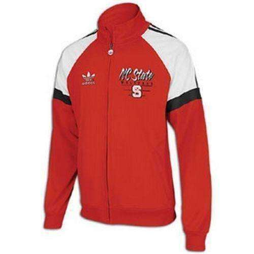 79d726c4da2 NC State Wolfpack track jacket XL Adidas NWT new ACC North Carolina St Pack  New with