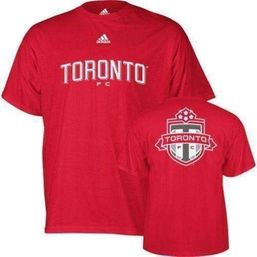 Toronto FC NWT MLS t-shirt new with tags soccer Canada U-Sector Red ... 785b1c355