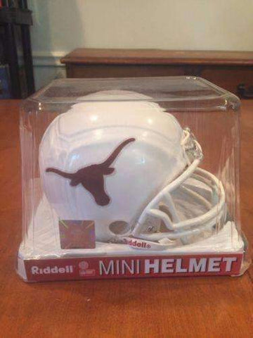 Texas Longhorns mini helmet by Riddell