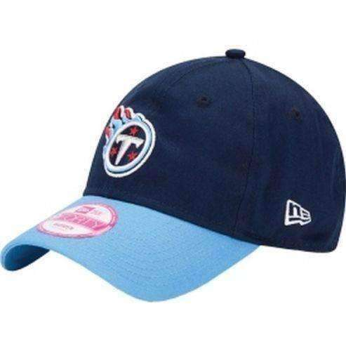 Tennessee Titans NFL New Era 9Forty Womens hat new in original packaging AFC