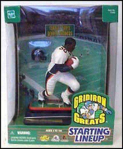 1999 Terrell Davis Denver Broncos NFL Gridiron Greats Starting Lineup action figure by Hasbro
