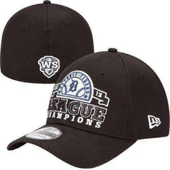Detroit Tigers 2012 American League Champions hat New Era flex fit new MLB