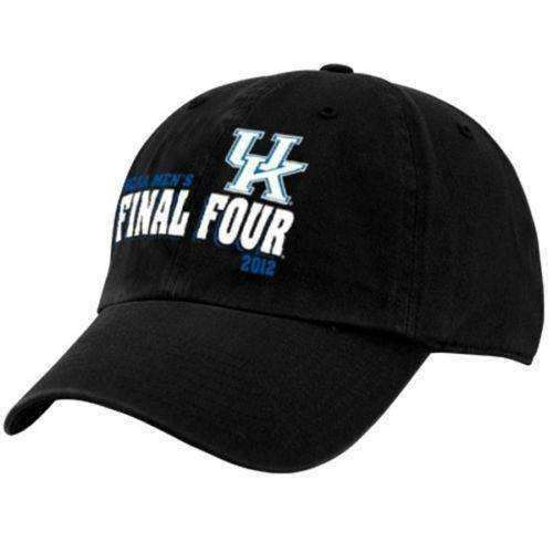 Kentucky Wildcats 2012 Final Four hat NWT Basketball UK Cats new with tags