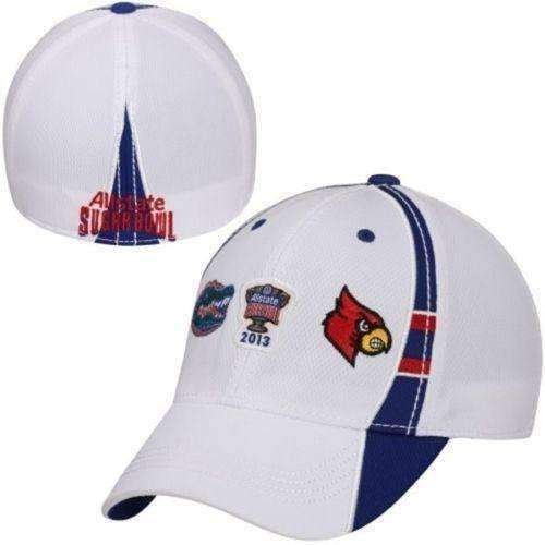 Louisville Cardinals vs Florida Gators 2013 Sugar Bowl Flexfit Hat by Top of the World