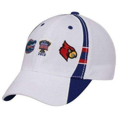 Louisville Cardinals vs Florida Gators 2013 Sugar Bowl flexfit hat NWT NCAA BCS