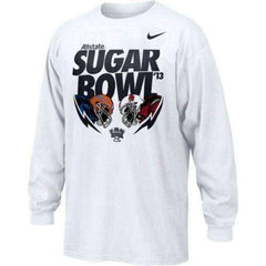 Louisville Cardinals vs Florida Gators Sugar Bowl 2013 Nike long sleeve shirt new in packaging