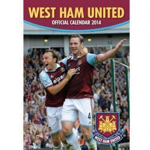 West Ham United Official Calendar 2014 by Grange