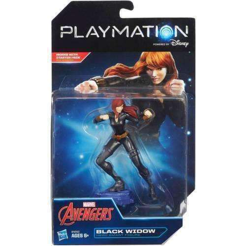 Marvel Avengers Disney Playmation Black Widow Hero Smart Figure