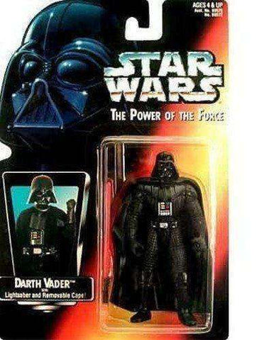 Darth Vader Star Wars The Power of the Force Action Figure NIP Kenner NIB SW