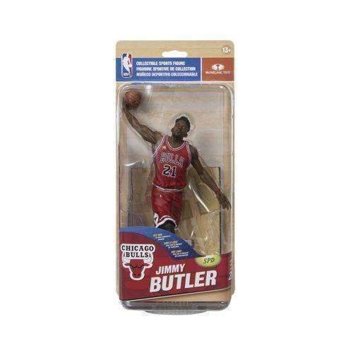 Jimmy Butler Chicago Bulls McFarlane action figure