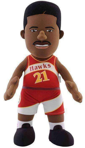 Dominique Wilkins Atlanta Hawks NBA Bleacher Creatures NWT new with tags