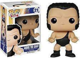 Andre the Giant WWF Pop! WWE Funko NIB new in box 21