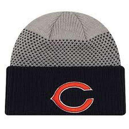 best sneakers 249c0 358b7 Chicago Bears Cozy Cover winter hat by New Era