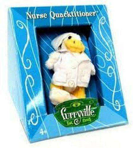 Furryville Nurse Quacktitioner Figure by Mattel