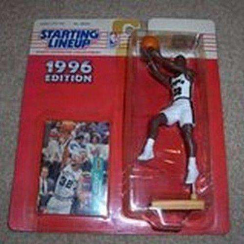 1996 Sean Elliot San Antonio Spurs NBA Starting Lineup Action Figure NIB Kenner