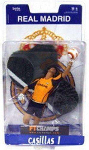 Iker Casillas Real Madrid Action Figure by FT Champs