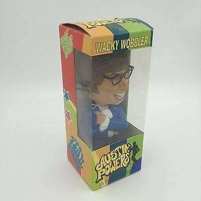 Austin Powers Wacky Wobbler Bobblehead by Funko NIB New in Box Mike Myers