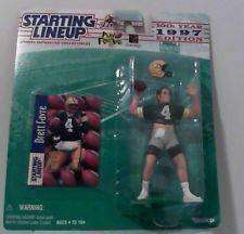 Brett Favre Green Bay Packers 1997 Starting Lineup NFL action figure
