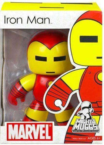 Iron Man Marvel Mighty Muggs Vinyl Figure by Hasbro