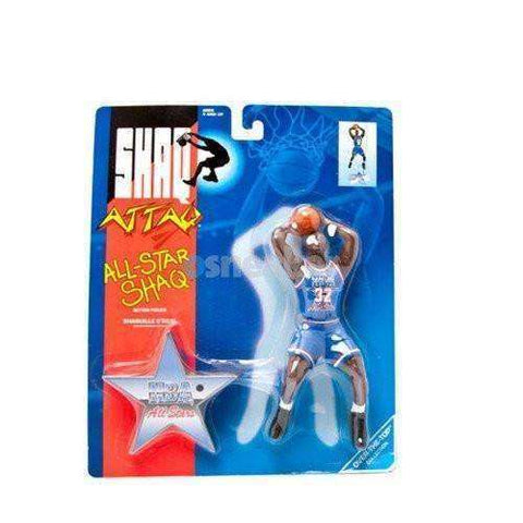 Shaquille O'Neal Shaq Attaq NBA All Star Action Figure by Kenner