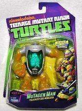 Teenage Mutant Ninja Turtles Mutagen Man Pulverizing God Mobilized Action Figure NIB Playmates TMNT