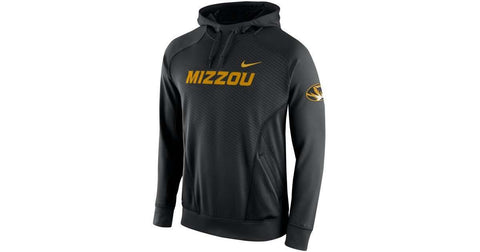 Mizzou Tigers Nike Therma-Fit Performance Hoddie Dri-Fit Sweatshirt
