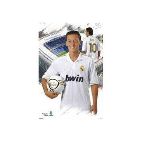 Mesut Ozil Real Madrid poster officially licensed product new La Liga Spain
