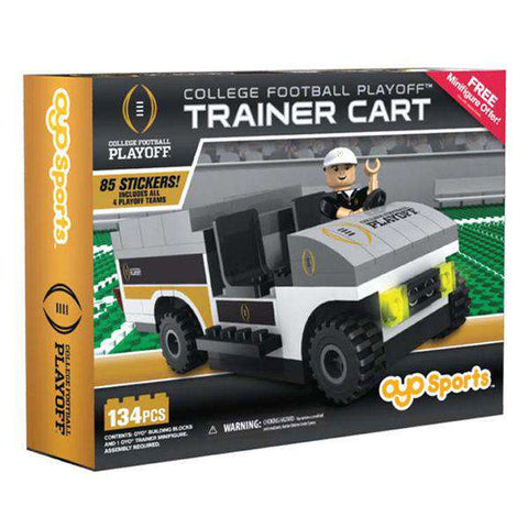 The College Football Playoff NCAA Trainer Cart by Oyo Sports