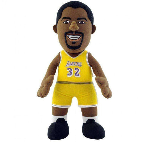 Magic Johnson Los Angeles Lakers NBA Bleacher Creatures NWT LA Lakers New with Tags Showtime