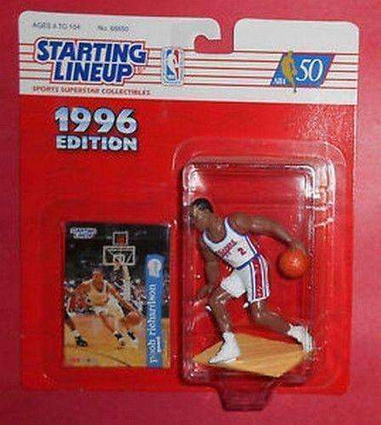 Pooh Richardson Los Angeles Clippers NBA Starting Lineup Action Figure NIB