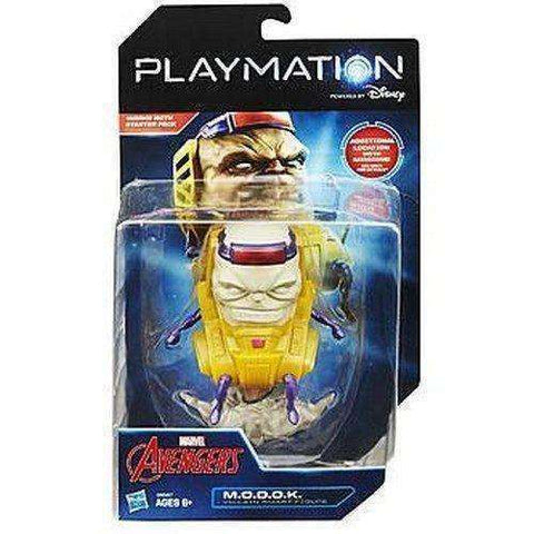 Marvel Avengers Disney Playmation M.O.D.O.K. Villain Smart Figure