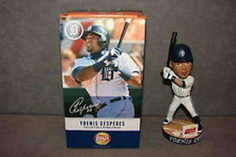 Yoenis Cespedes Detroit Tigers SGA bobblehead by Bobble Dobbles and Alexander Global Promotions